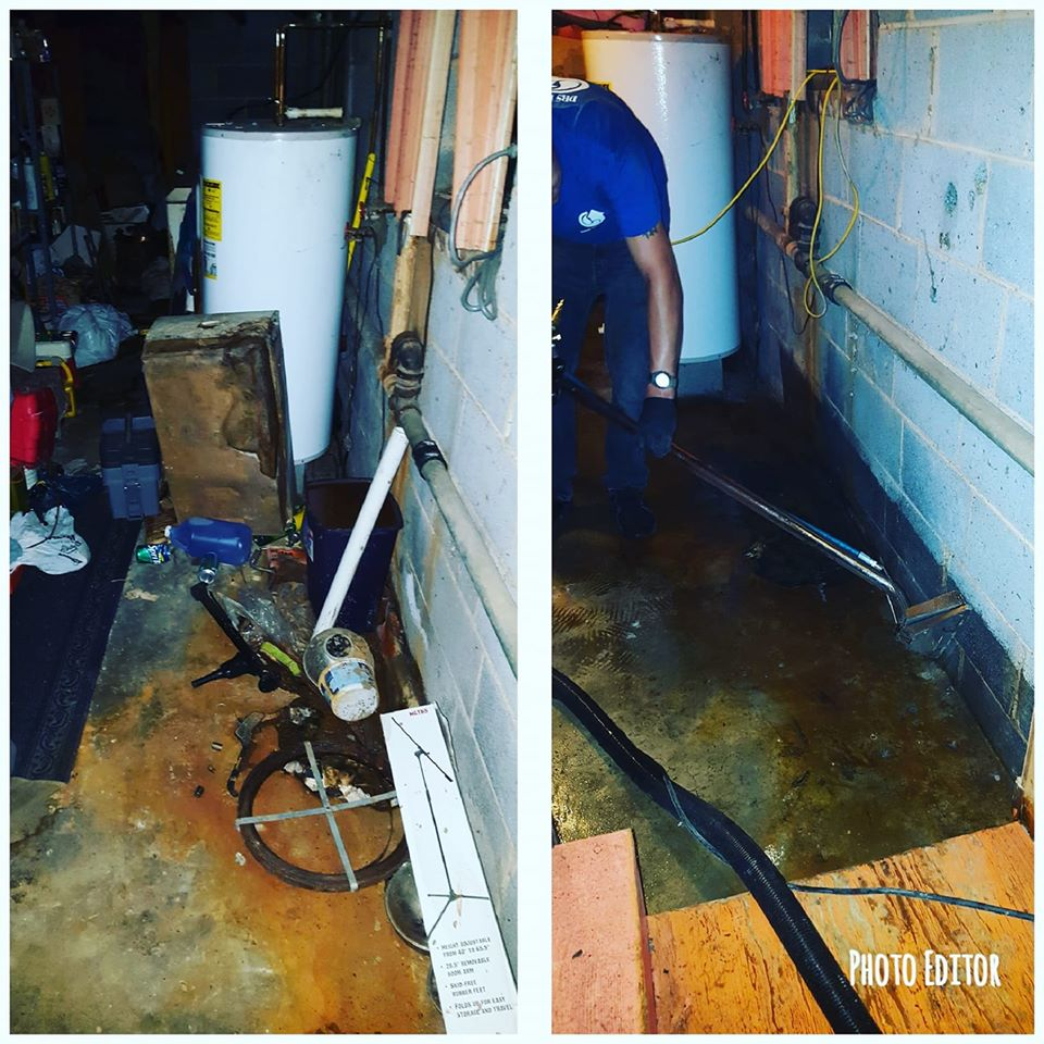 Sewage Cleanup in the home chattanooga